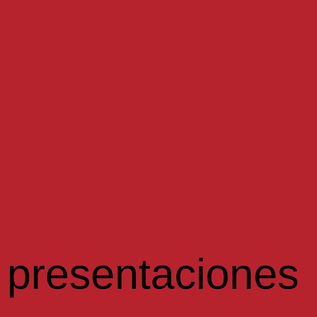 presentaciones plaroig barcelona