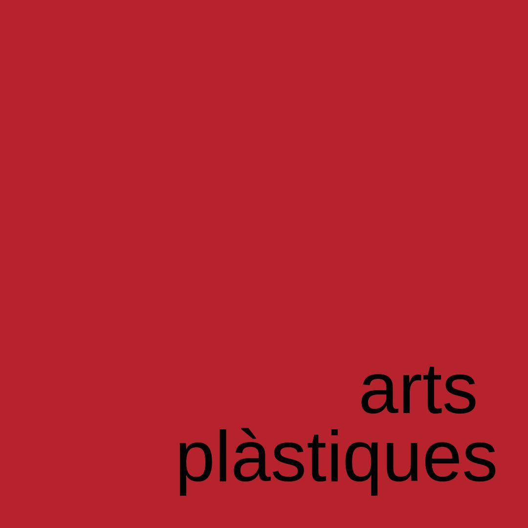 arts plàstiques