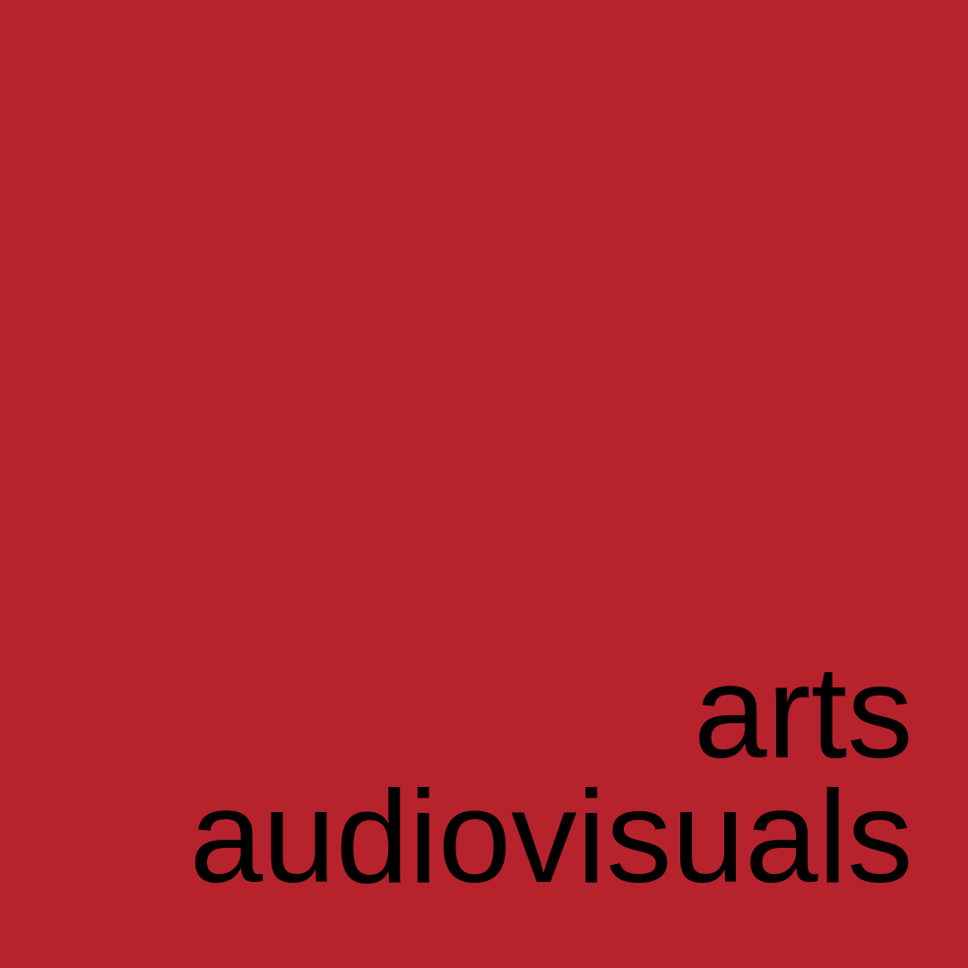 arts audiovisuals