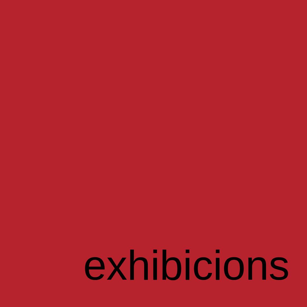 plaroig exhibicions