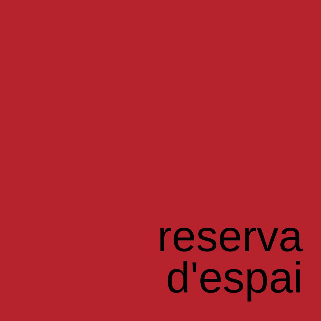 reserva d'espai plaroig barcelona