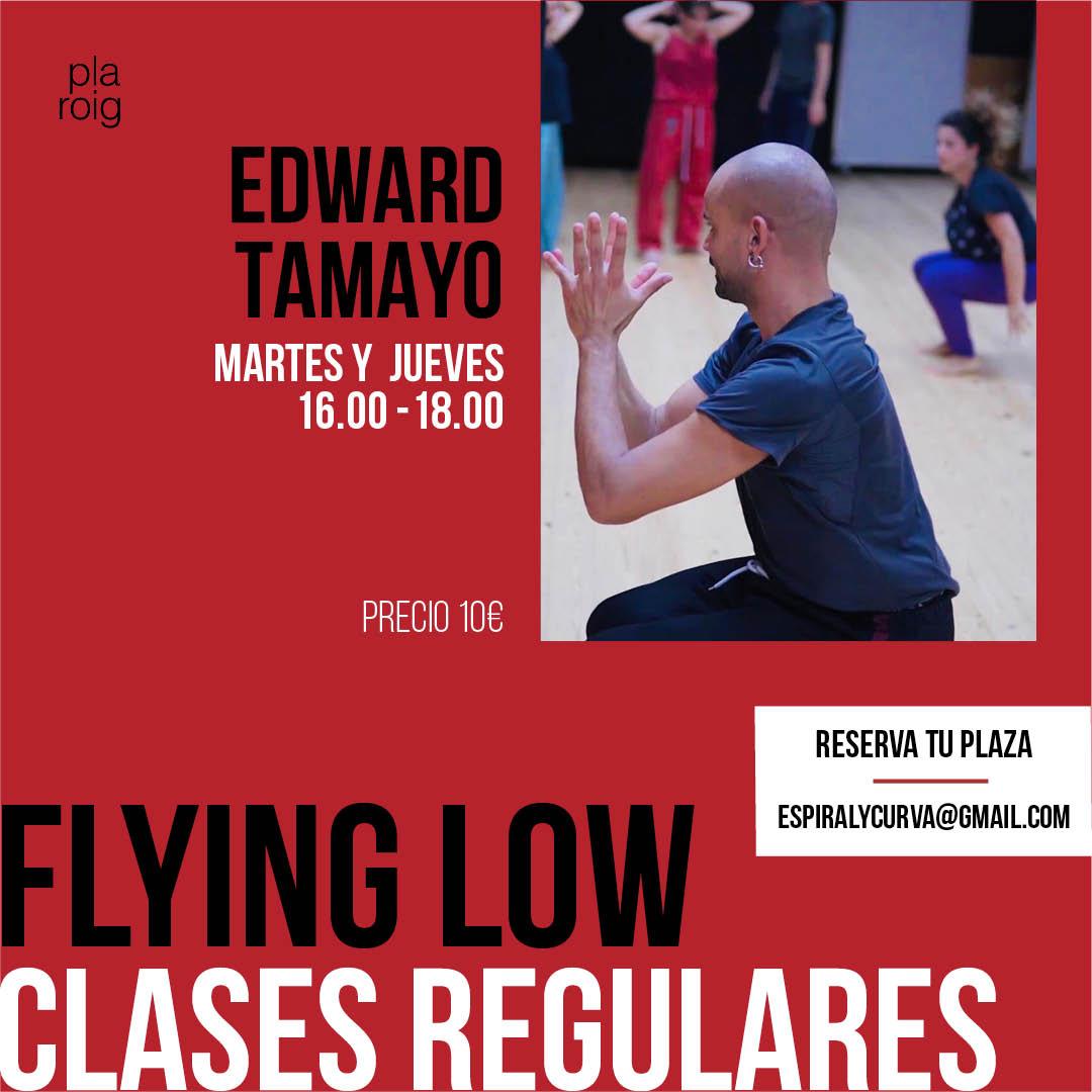 ESP_Flying low nuevo horario